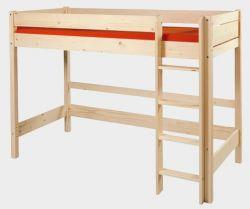 Etážová postel - Bella vysoká přírodní č.B0388