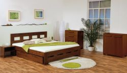 Dvoulůžková postel - Merida č.188/BC