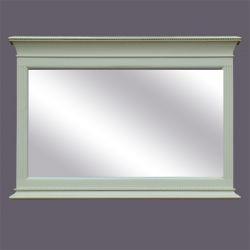 Stylové zrcadlo bílé - SWB-022 SKLADEM
