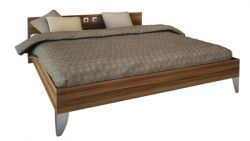 Dvoulůžková postel - 1527 Petra