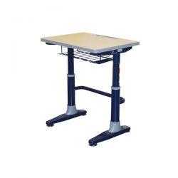Školní lavice - psací stůl výškově nastavitelný - C301