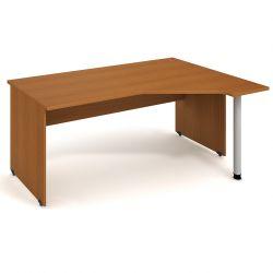 Pracovní rohový stůl - Gate GEV1800 Hobis