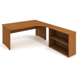 Pracovní rohový stůl - Gate GE1800H (GEV1800H) Hobis