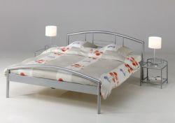 Dvoulůžková postel kovová - Paris 3022 (3023)