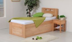 Jednolůžková postel - Valencia Senior č.137/BC