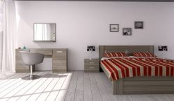 Dvoulůžková postel - Eden P1602 (P1802)