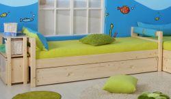 Jednolůžková postel - č.D901/S