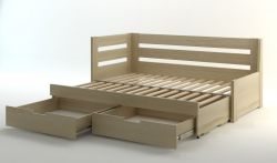 Rozkládací postel - Flexi A
