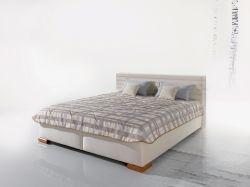 Dvoulůžková postel - Grota