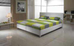 Dvoulůžková postel - Design