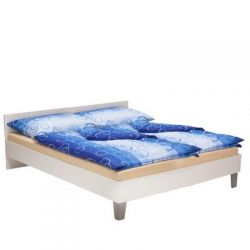 Dvoulůžková postel - 1526 Petra SKLADEM