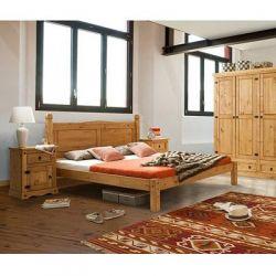 Dvoulůžková postel - Corona 163623
