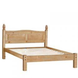 Dvoulůžková postel - Corona 163624