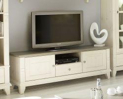 Televizní stolek - Georgia 2 dveře, 1 zásuvka, 1 nika