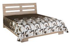 Dvoulůžková postel - Hilda Deluxe