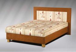 Čalouněná francouzská postel - Saša