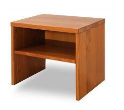 Noční stolek 1 s policí - č.212/B