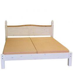 Dvoulůžková postel - Corona 163623B