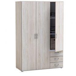 Šatní skříň - LOL3 209818 dub