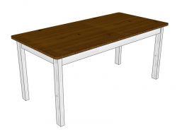 Jídelní stůl - č.745 (č.745W)