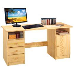 Počítačový stůl masiv - 8847