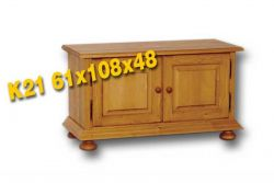 Televizní stolek - K21 Louda