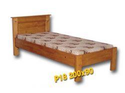 Jednolůžková postel - P18 Louda