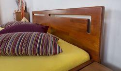 Dvoulůžková postel - Florencia č.F129