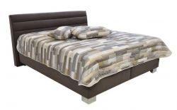 Čalouněná postel - Vernon SKLADEM