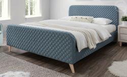 Dvoulůžková postel - Hugo
