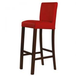 Čalouněná barová židle - Z88 Patricie