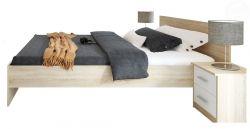 Dvoulůžková postel - Bodo