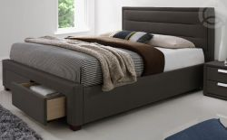 Dvoulůžková postel - Caren