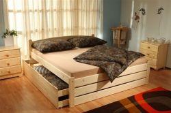 Dvoulůžková postel - Thorsten senior č.181