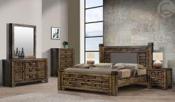 Dvoulůžková postel - Cartagena