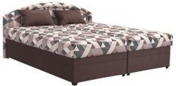 Čalouněná postel - Karolína