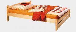 Jednolůžková postel - Thorsten nízké čelo č.001N (č.004N)