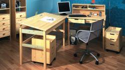 Zásuvkový stůl - Mario č.171 a č.171W
