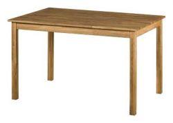 Dřevěný jídelní stůl - 4840 dub
