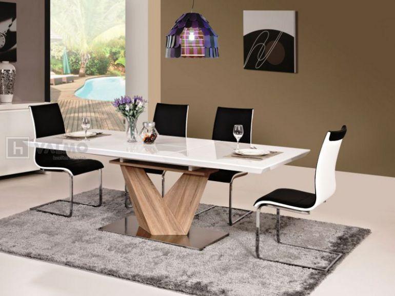 modern j deln st l alaras 160 d rek doprava zdarma. Black Bedroom Furniture Sets. Home Design Ideas